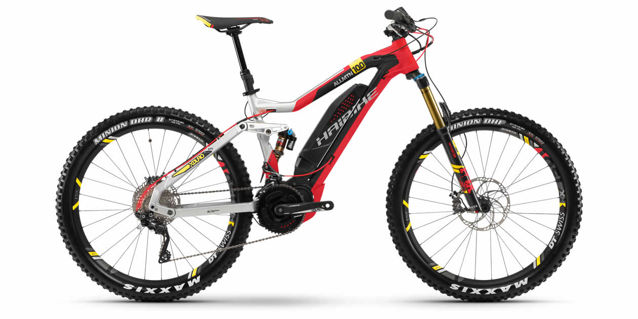 Selling electric bikes Alta Badia